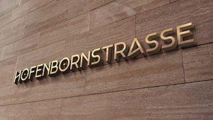 Hofenbornstrasse Logo