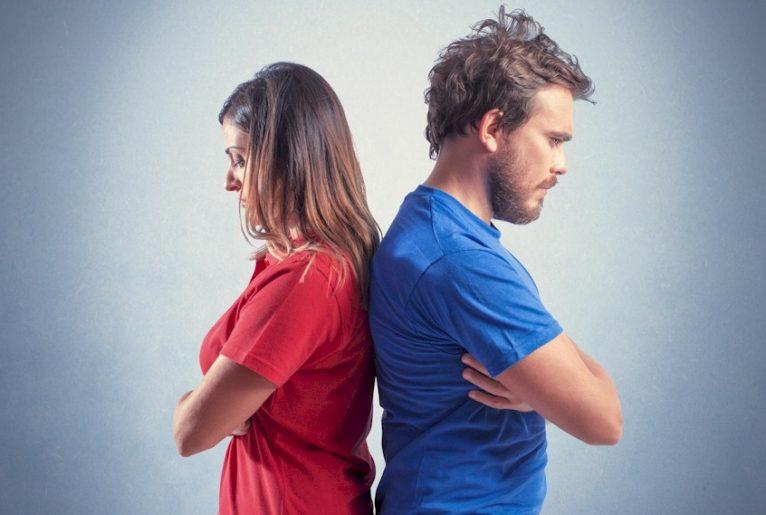 Verkauf nach Trennung oder Scheidung