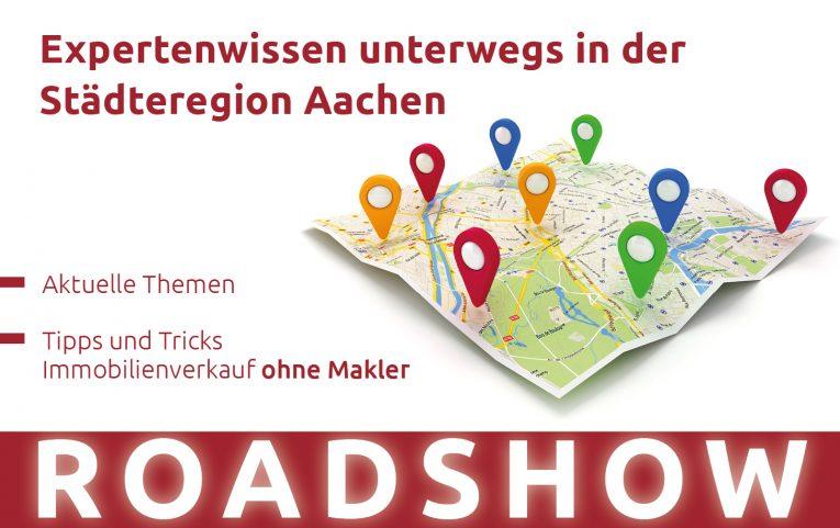 Die Roadshow von PHI in der Städteregion Aachen