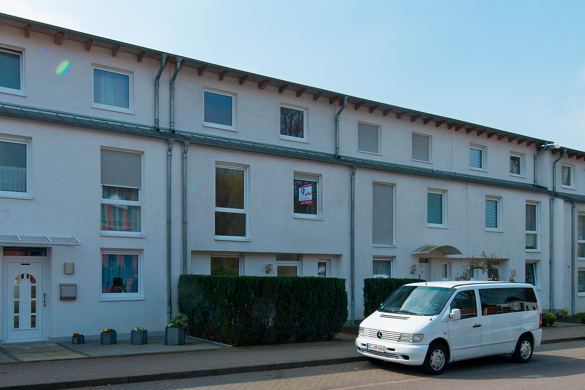Immobilienmakler Aachen Reihenmittelhaus referenzen mit Immobilienbewertung
