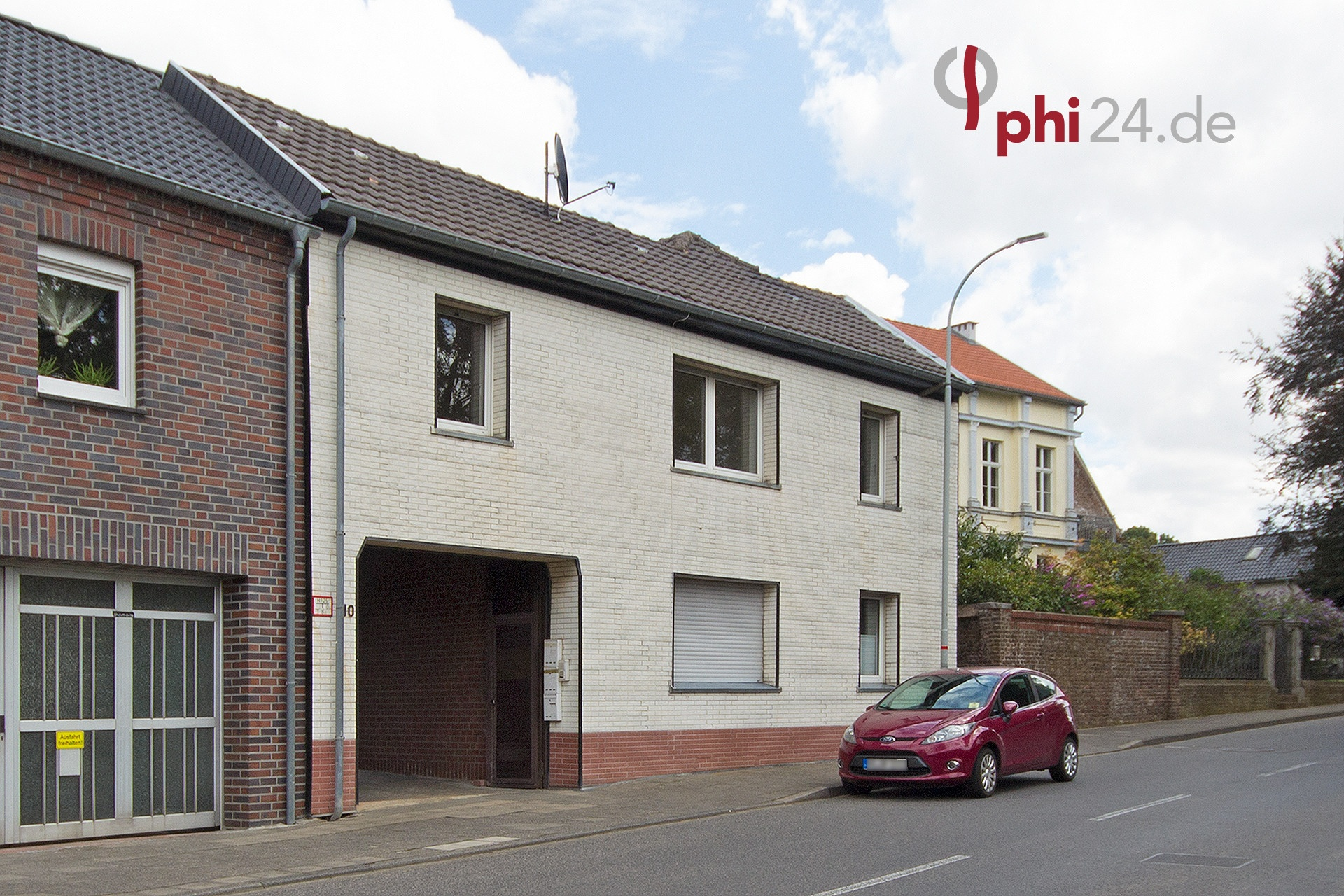 Immobilienmakler Aldenhoven Mehrfamilienhaus referenzen mit Immobilienbewertung