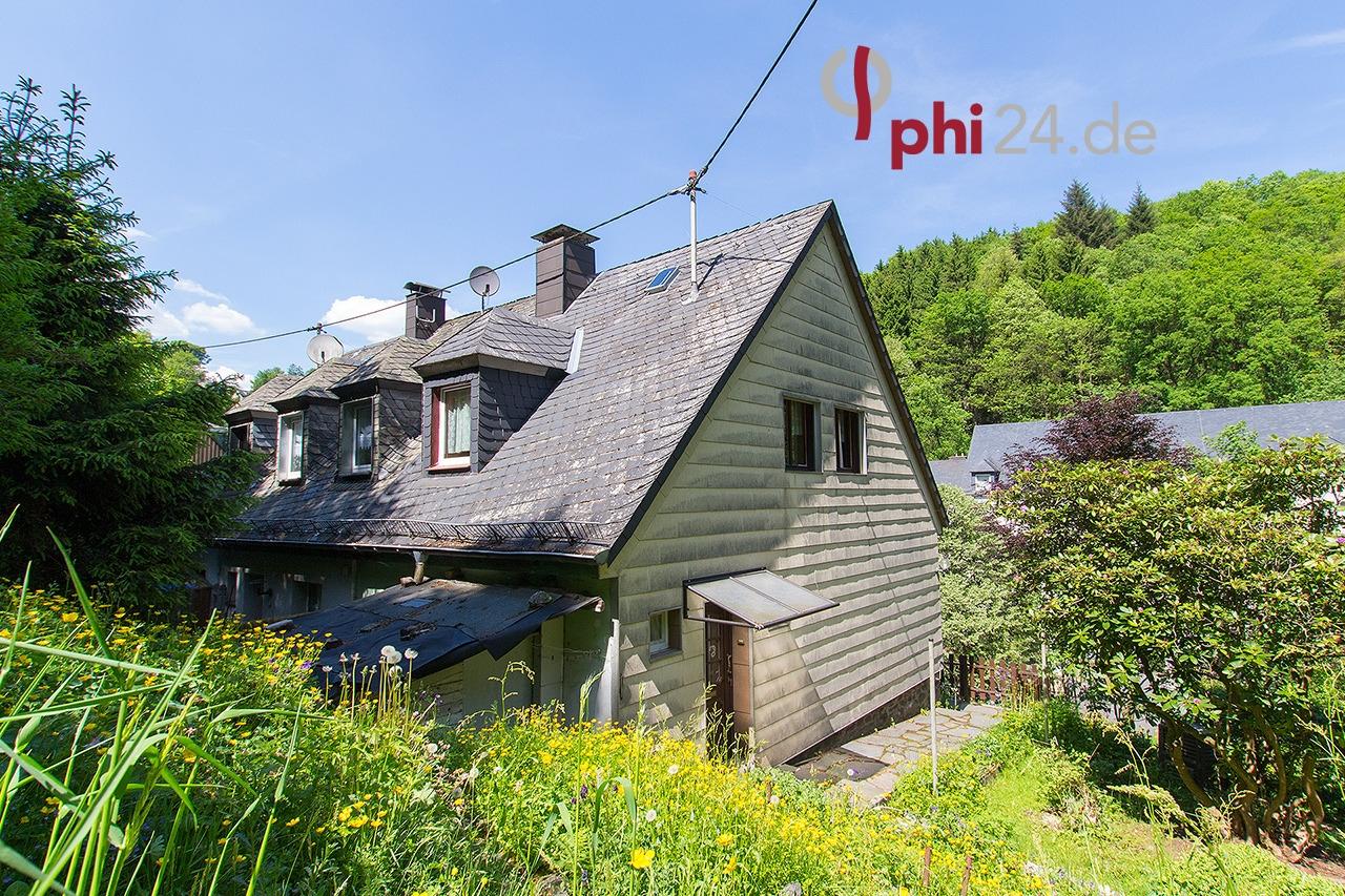 Immobilienmakler Monschau Reihenendhaus referenzen mit Immobilienbewertung
