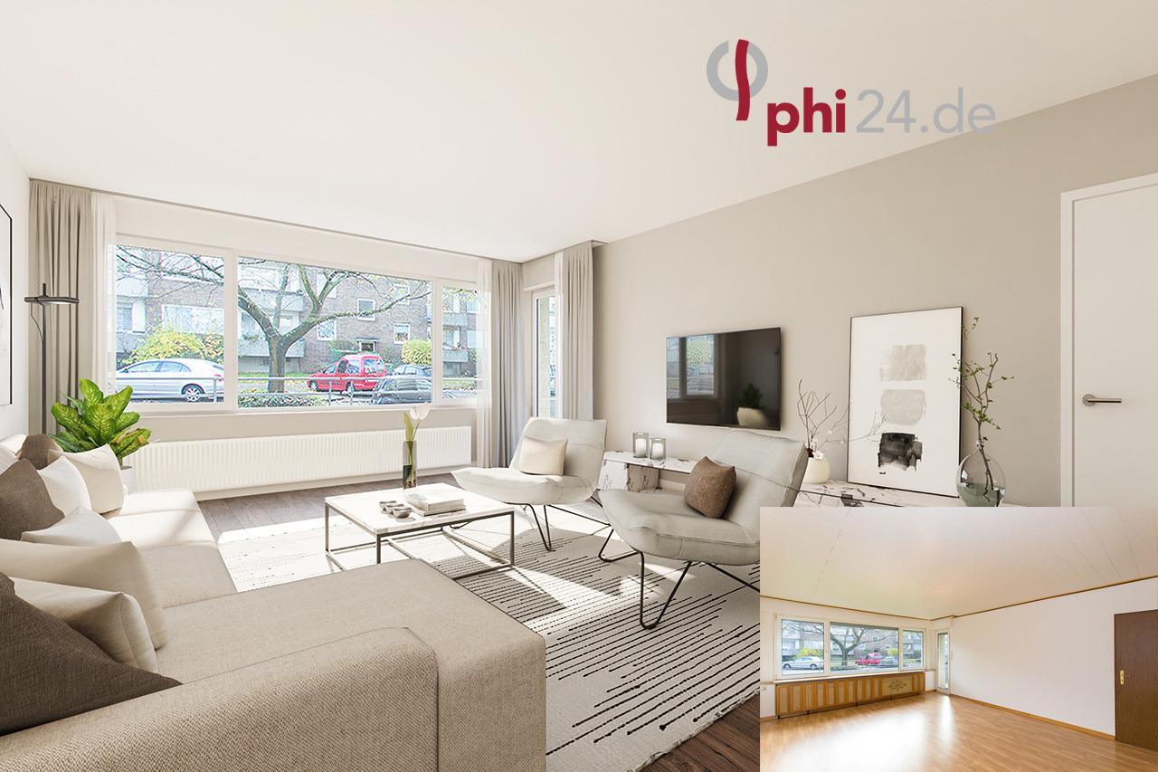 Immobilienmakler Aachen Erdgeschosswohnung kaufen mit Immobilienbewertung