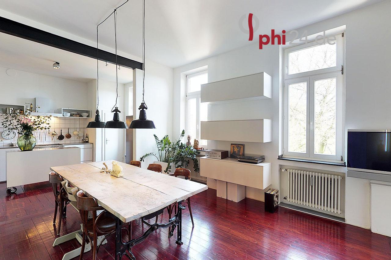 PHI AACHEN - Elegante XXL-Altbau-Wohnetage mit Loftcharakter ...