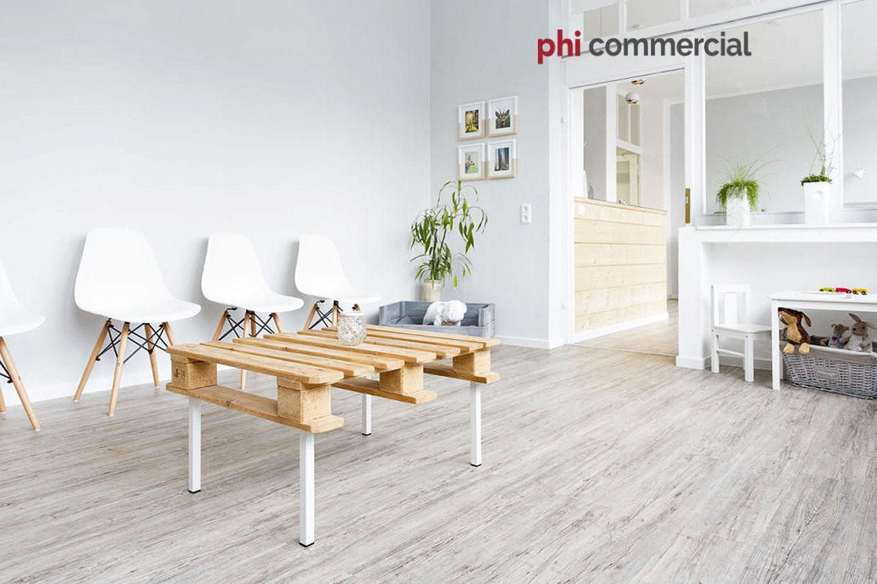 PHI AACHEN - Helle, moderne Praxis-/Büroräume mit Lager in Brand ...
