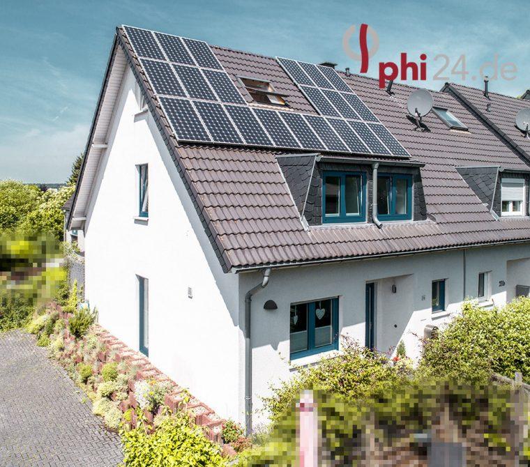 Immobilienmakler Aachen Reiheneckhaus kaufen mit Immobilienbewertung