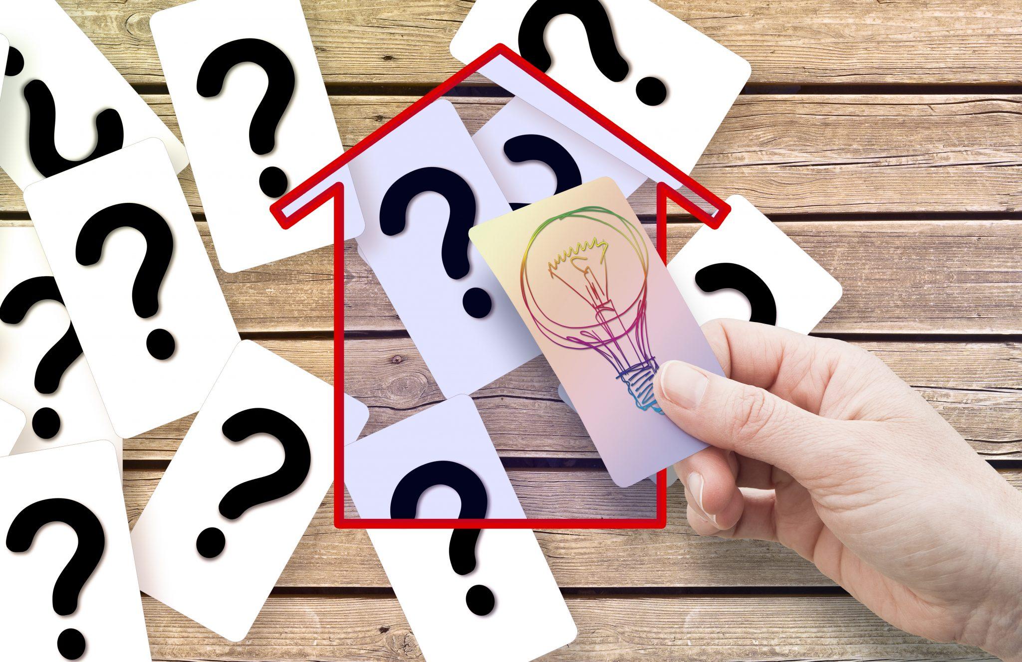 Immobilienmakler Immobilie mit Immobilienbewertung