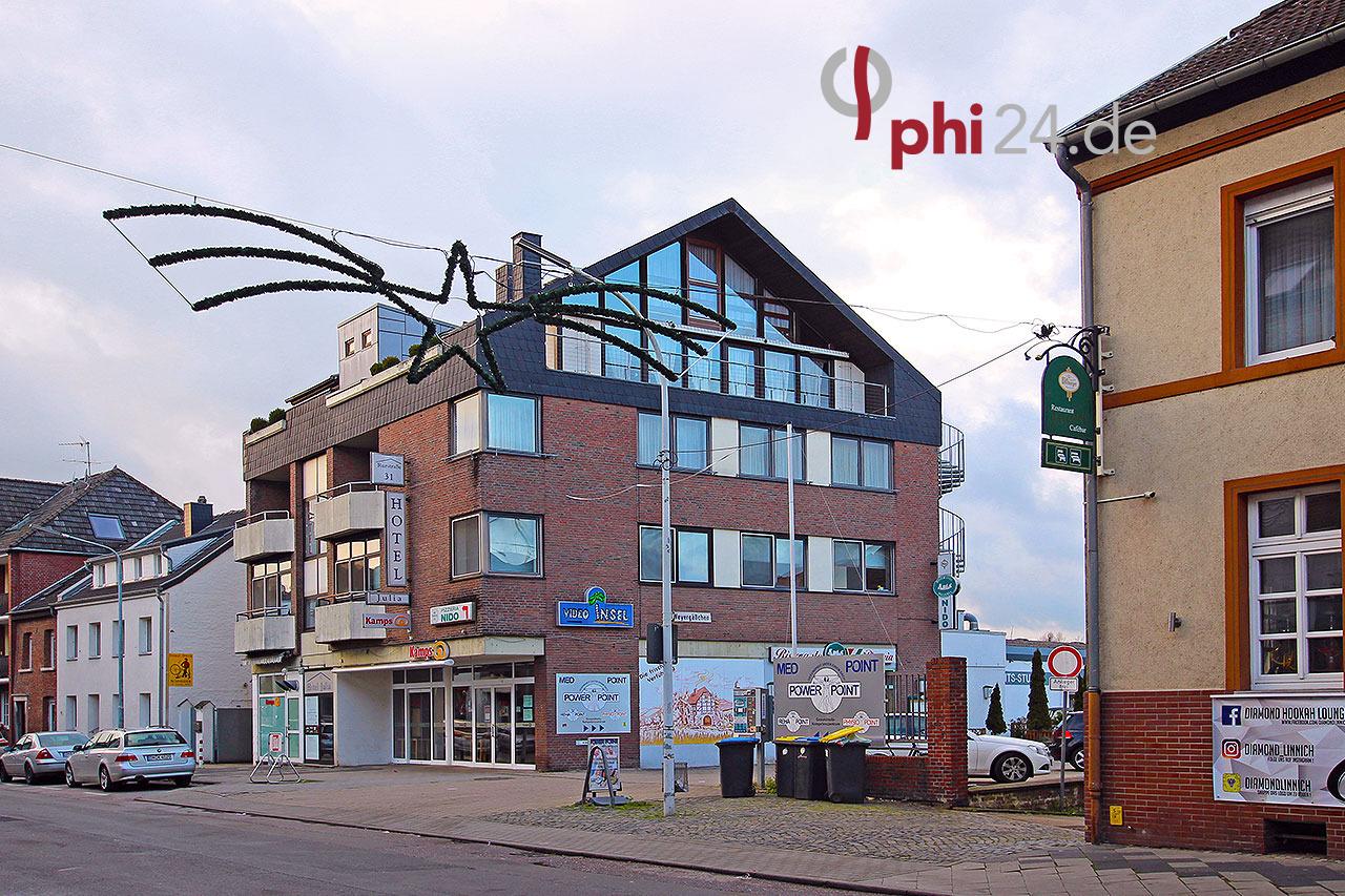 Immobilienmakler Linnich Ladenlokal mieten mit Immobilienbewertung