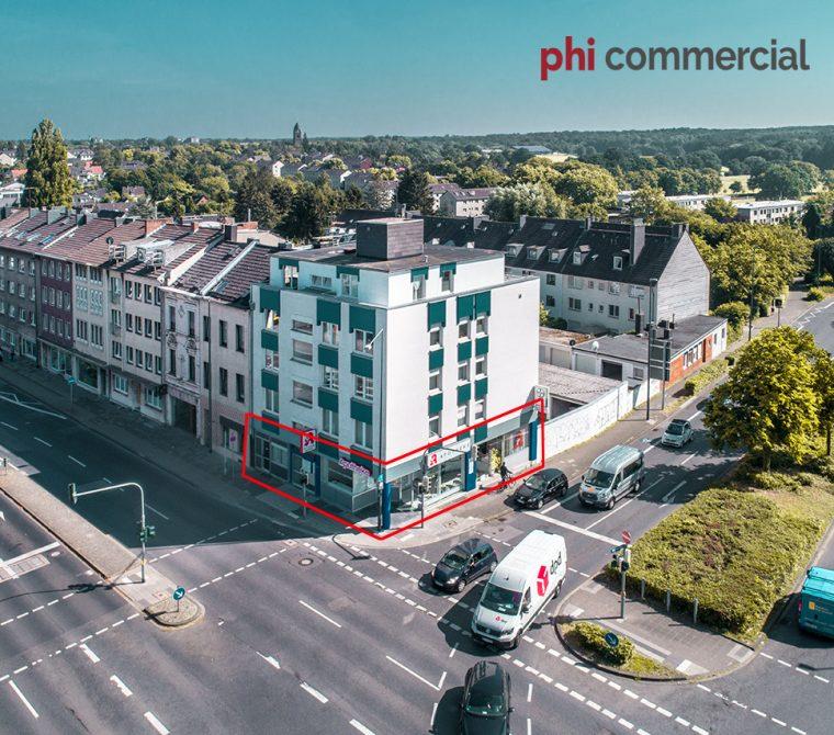 Immobilienmakler Aachen Ladenlokal kaufen mit Immobilienbewertung