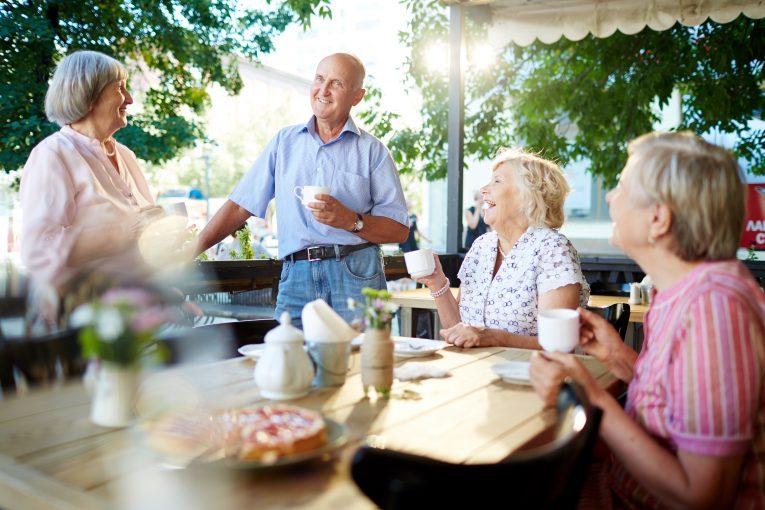 So geht altersgerechtes Wohnen: Teil 2 – Senioren-WG PHI Immobilienmakler Aachen