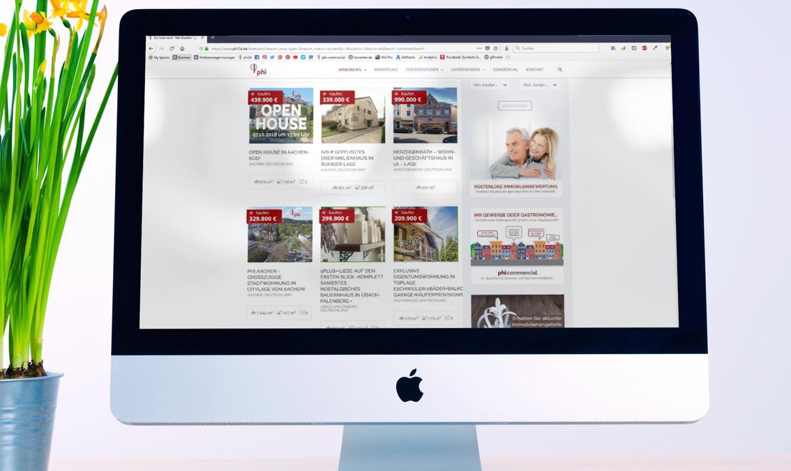 Phi Immobilien Marketing Service Immobilienmakler Aachen Phi24 De