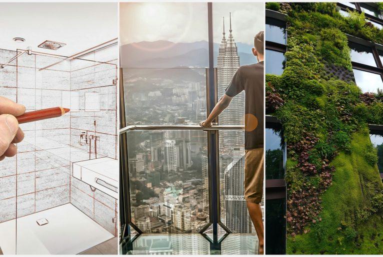 Bautrends: Wenn die Hauswand zum Garten wird PH Immobilien Aachen