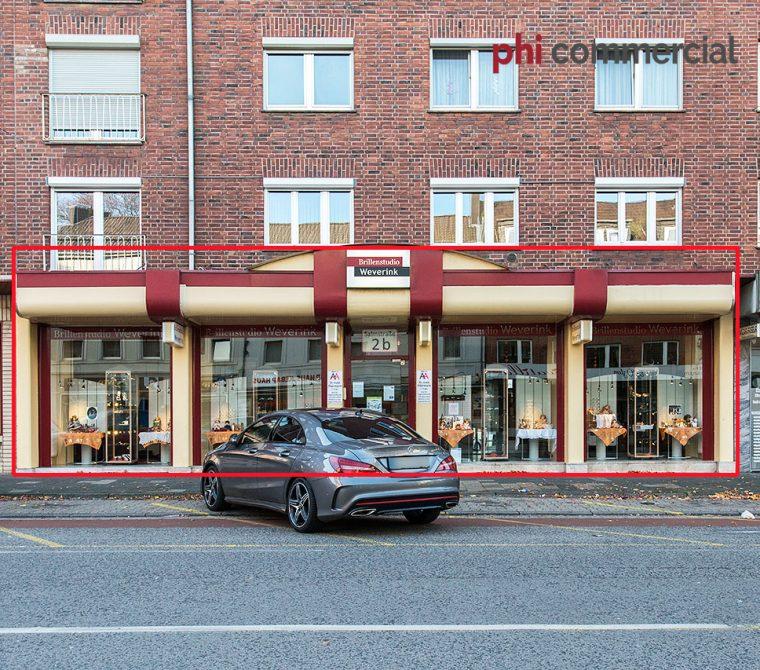 Immobilienmakler Stolberg Ladenlokal mieten mit Immobilienbewertung