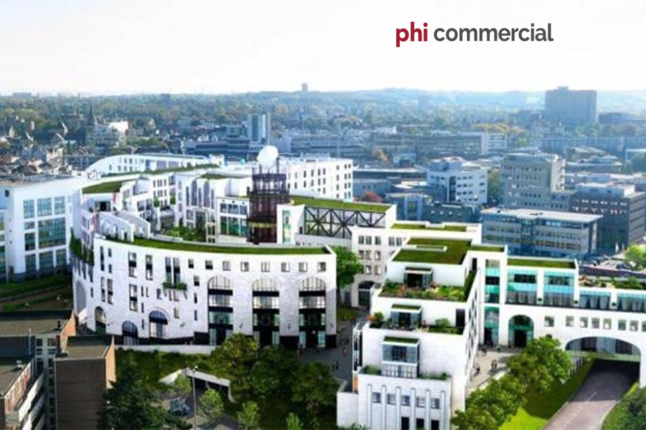 Immobilienmakler LL Heerlen Gastronomie mieten mit Immobilienbewertung