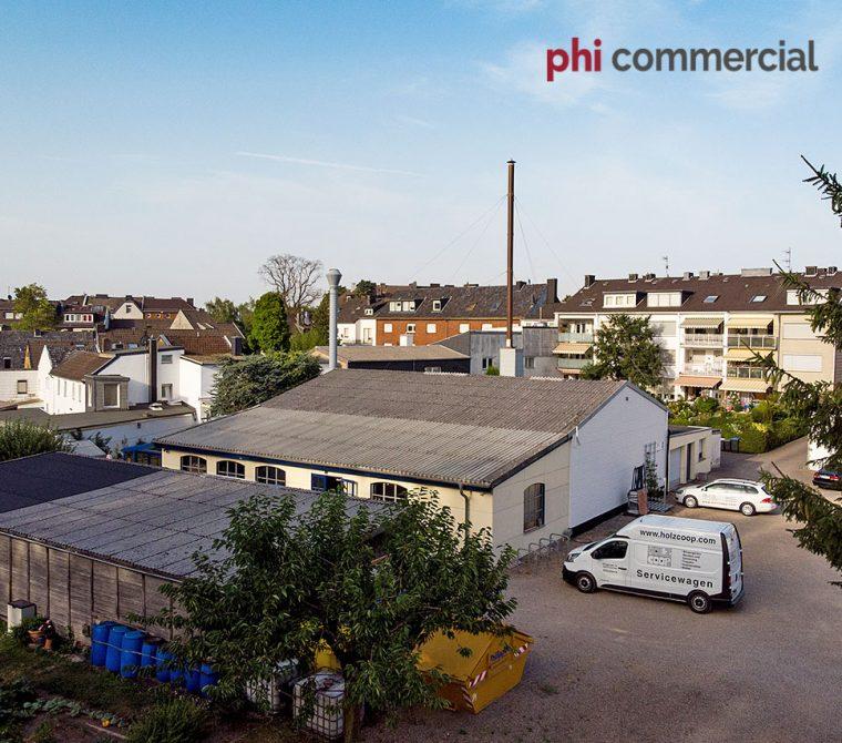 Immobilienmakler Aachen Halle mieten mit Immobilienbewertung
