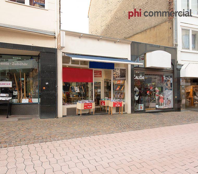 Immobilienmakler Aachen Ladenlokal mieten mit Immobilienbewertung
