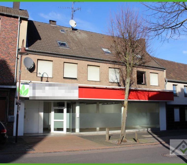 Immobilienmakler Aldenhoven Wohn- und Geschäftshaus kaufen mit Immobilienbewertung