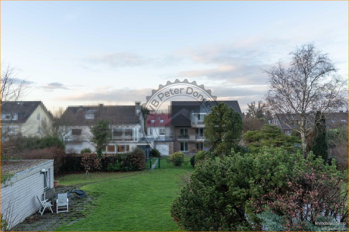 Immobilienmakler Aachen / Brand Zweifamilienhaus kaufen mit Immobilienbewertung
