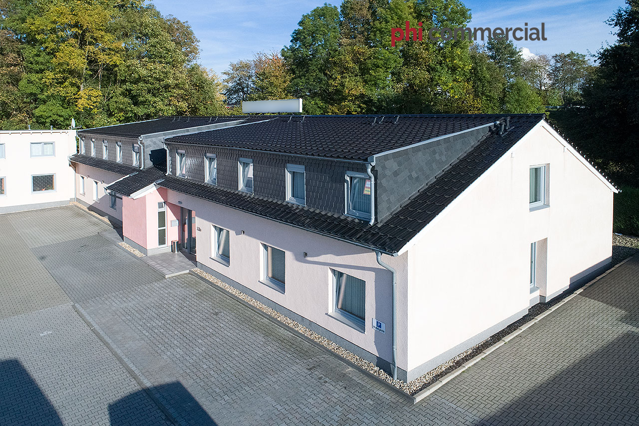 Immobilienmakler Aachen Hotel kaufen mit Immobilienbewertung