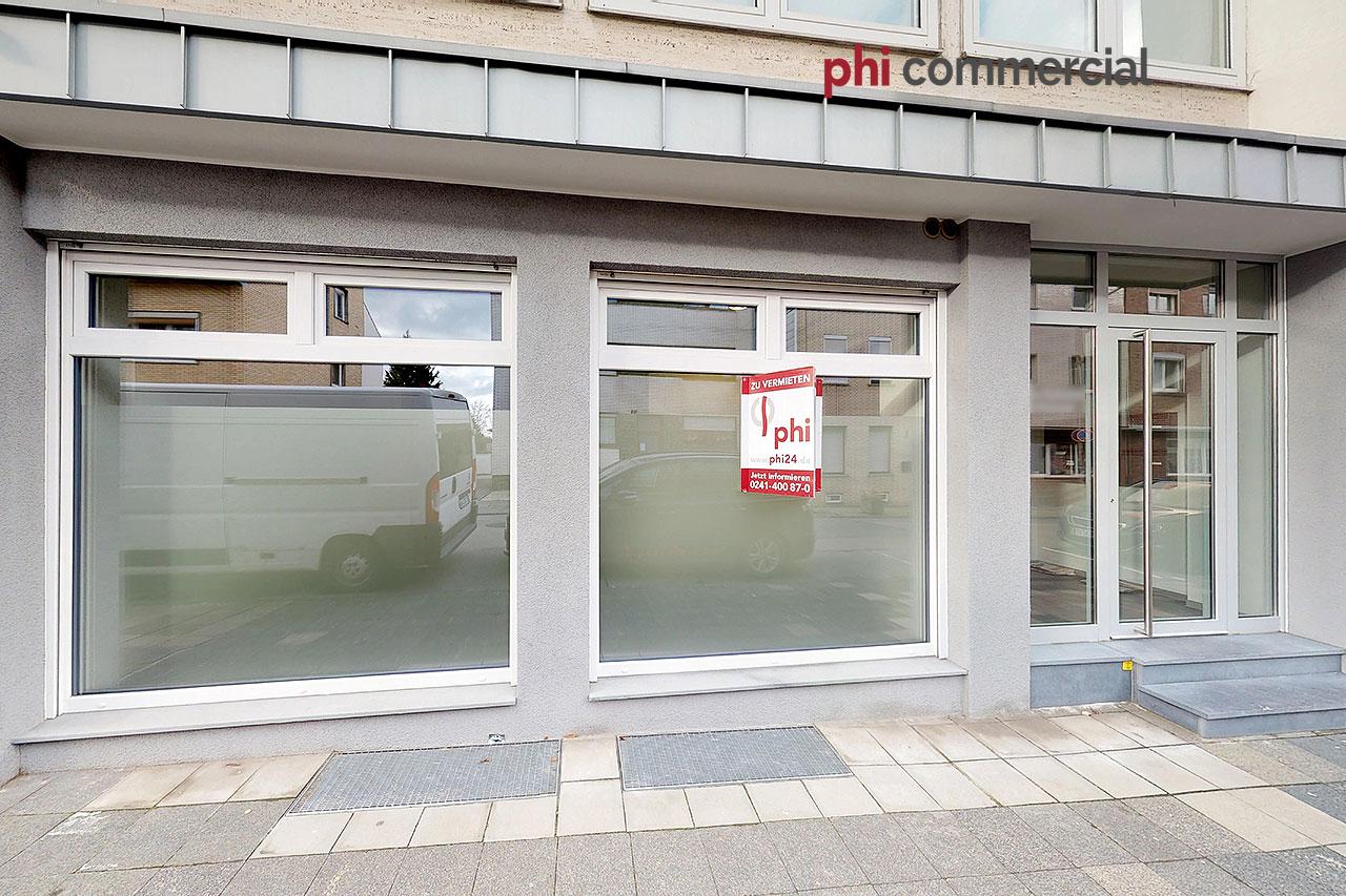 Immobilienmakler Würselen Ausstellungsfläche mieten mit Immobilienbewertung