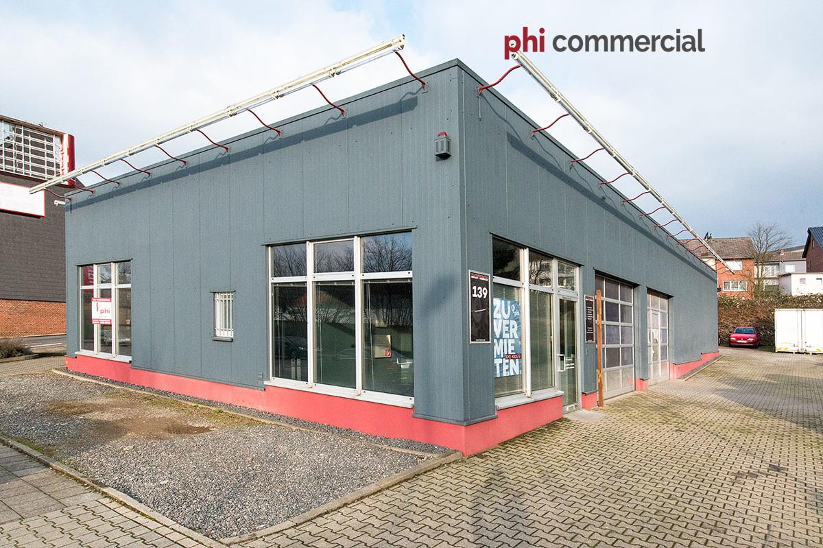 Immobilienmakler Stolberg Werkstatt mieten mit Immobilienbewertung