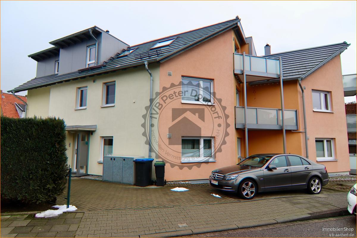 Immobilienmakler Aachen / Brand Maisonette-Wohnung mieten mit Immobilienbewertung