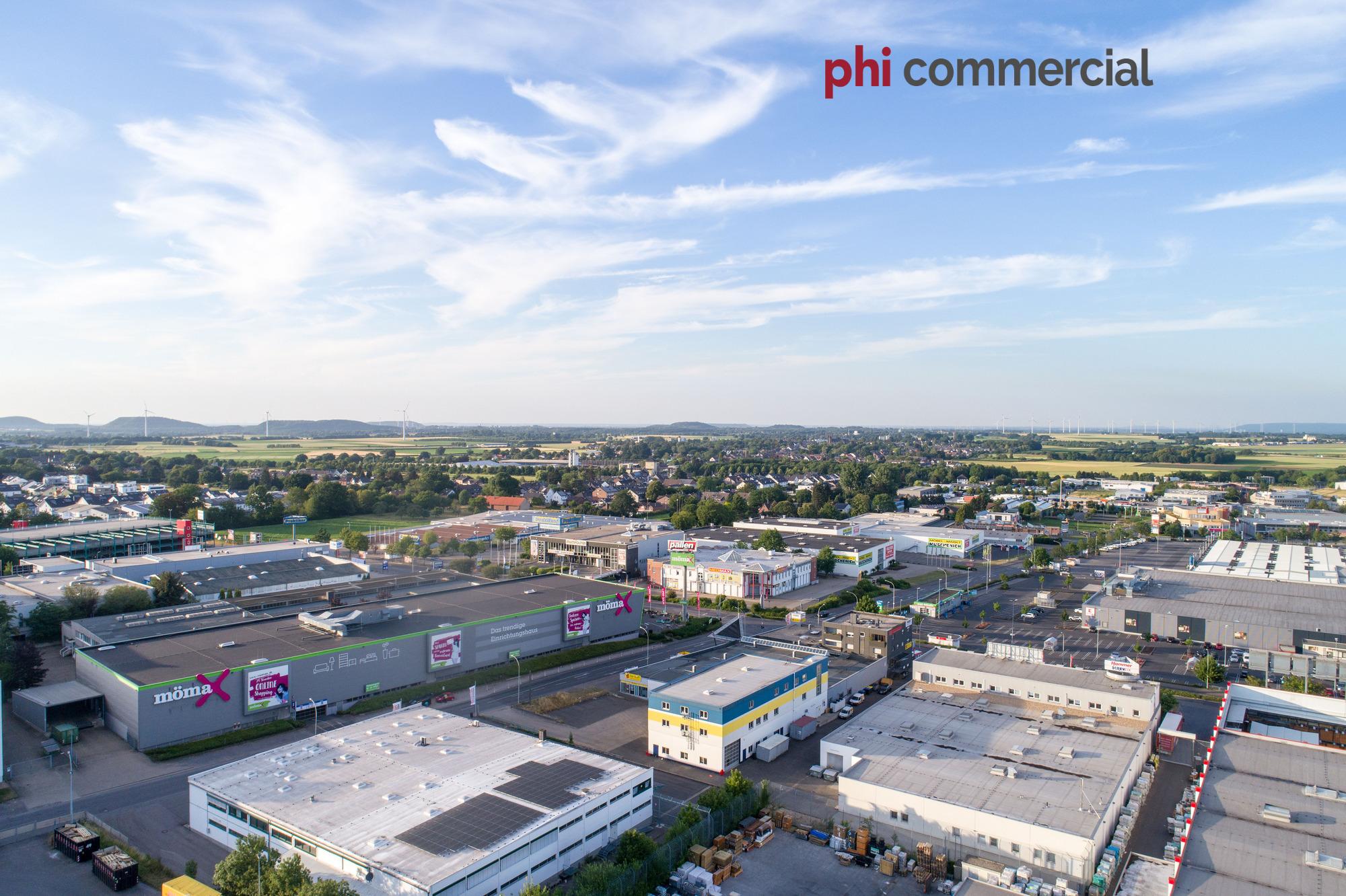 Immobilienmakler Würselen Einkaufszentrum kaufen mit Immobilienbewertung