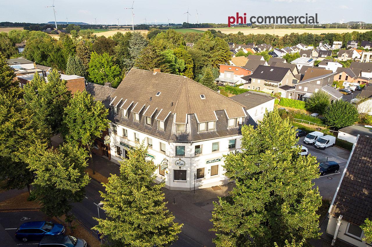 Immobilienmakler Herzogenrath Hotel kaufen mit Immobilienbewertung
