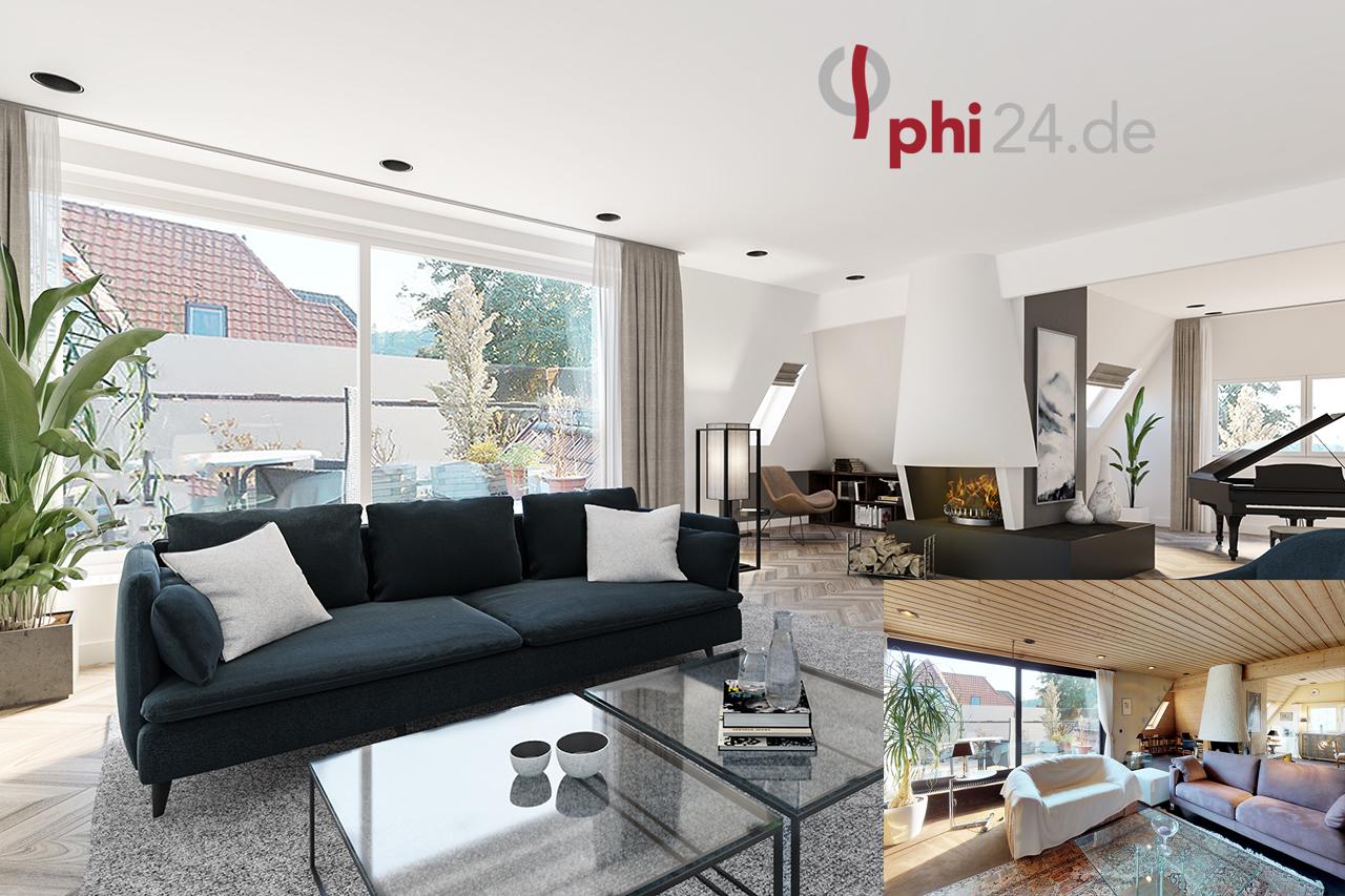 Immobilienmakler Aachen Penthouse-Wohnung referenzen mit Immobilienbewertung
