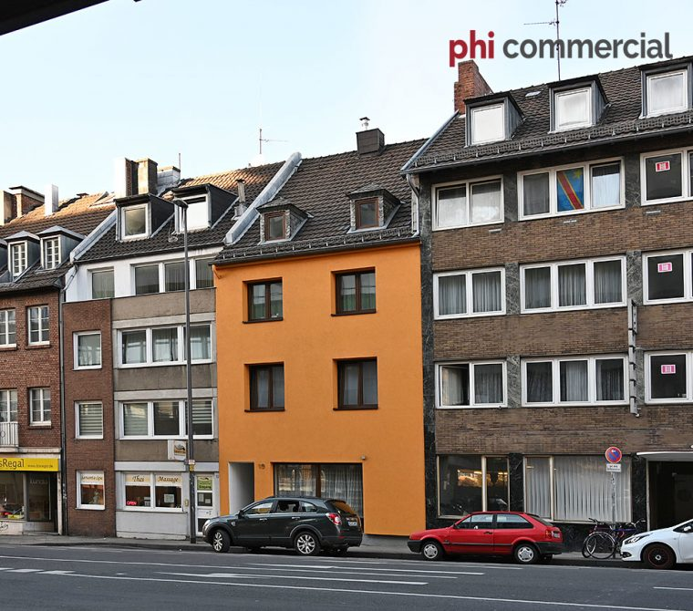 Immobilienmakler Aachen Wohn- und Geschäftshaus kaufen mit Immobilienbewertung