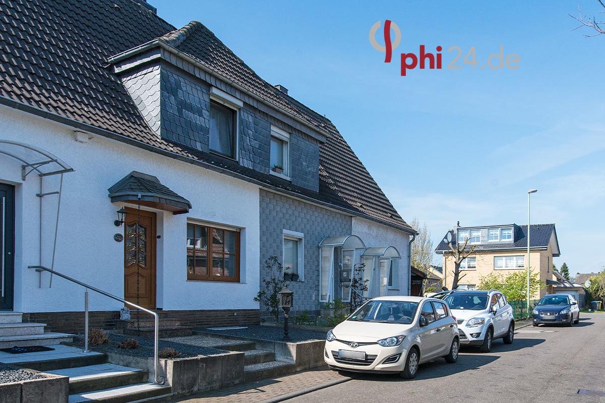 Immobilienmakler Baesweiler Reihenmittelhaus kaufen mit Immobilienbewertung