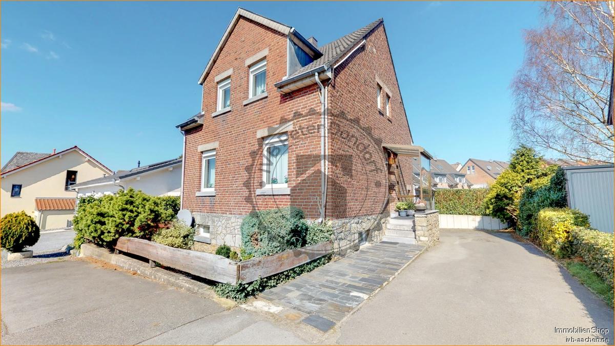 Immobilienmakler Stolberg Einfamilienhaus kaufen mit Immobilienbewertung