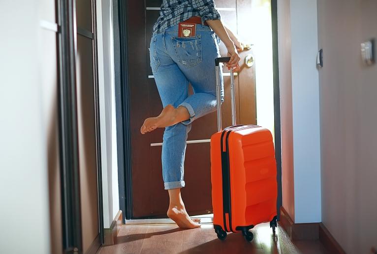 Urlaubsplanung: Ist Untervermieten der beste Einbruchschutz?