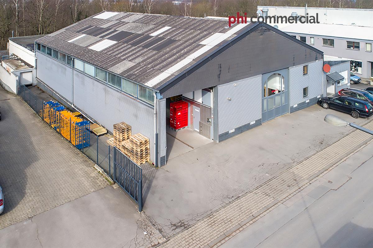 Immobilienmakler Aachen Lager mit Freifläche referenzen mit Immobilienbewertung