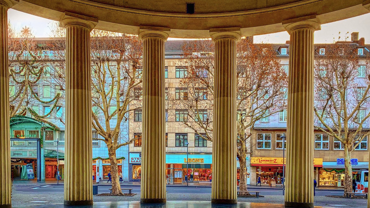 Immobilien Aachen Elisenbrunnen