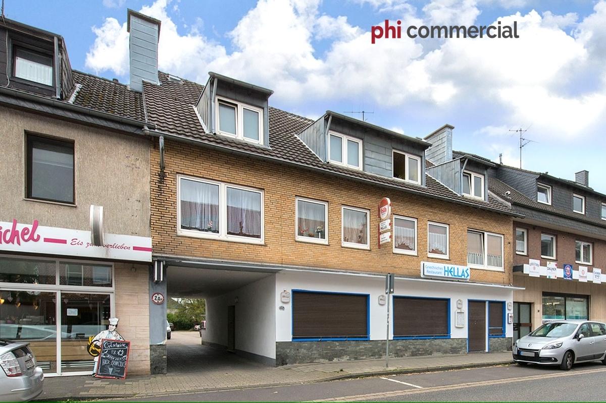 Immobilienmakler Stolberg Wohn- und Geschäftshaus referenzen mit Immobilienbewertung