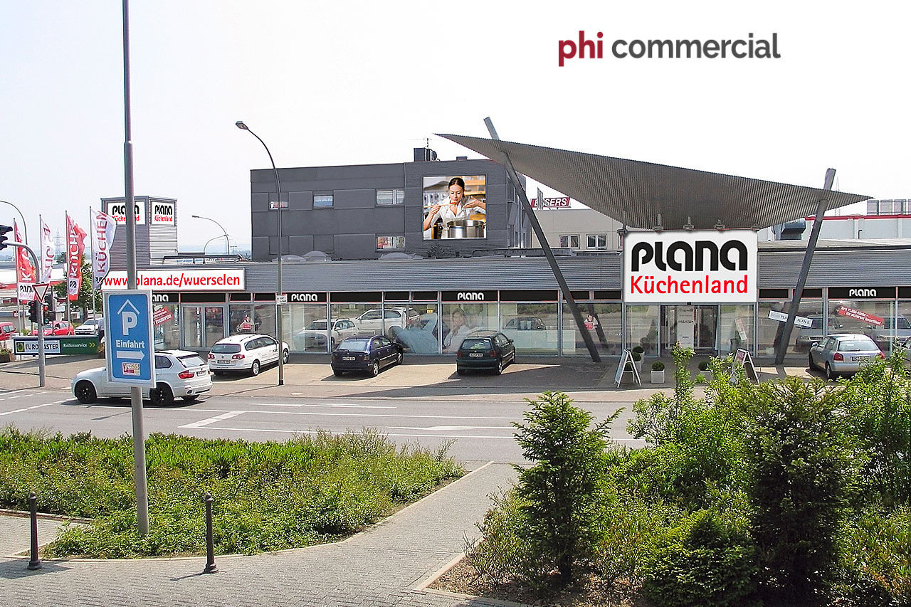 Immobilienmakler Würselen Einkaufszentrum referenzen mit Immobilienbewertung