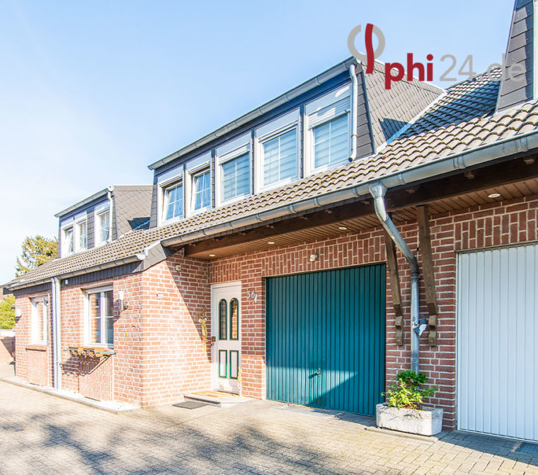 Immobilienmakler Herzogenrath Reihenmittelhaus kaufen mit Immobilienbewertung