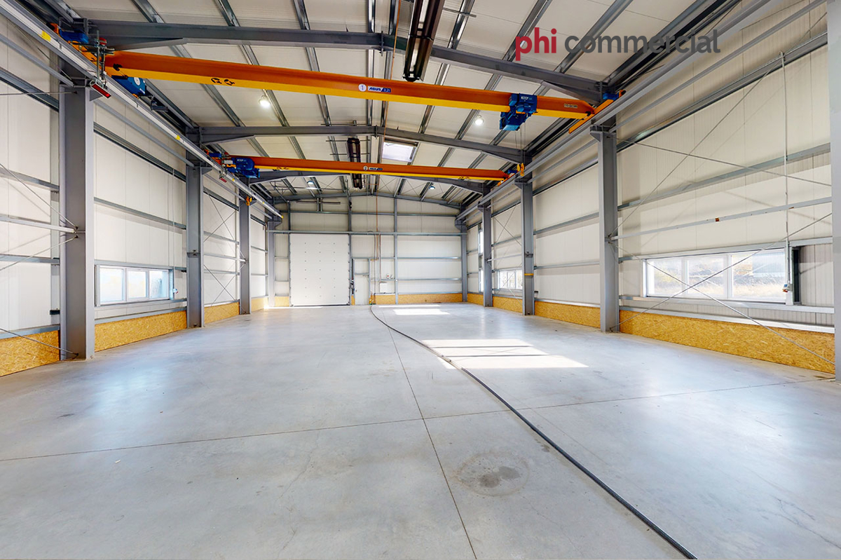 Immobilienmakler Simmerath Industriehalle referenzen mit Immobilienbewertung