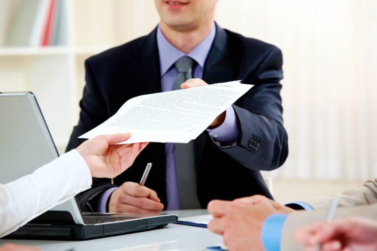 Immobilienverkauf Rechtssicher Papier