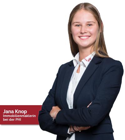 Jana Knop Immobilienmaklerin PHI
