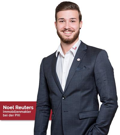 Noel Niklas Reuters PHI Team Immobilienmakler