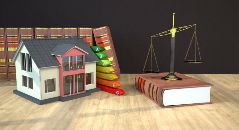 Energieausweis Recht Haus
