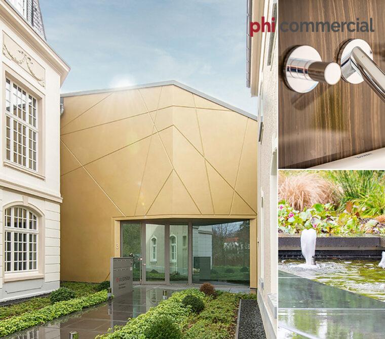 Immobilienmakler Würselen Bürohaus referenzen mit Immobilienbewertung