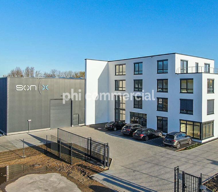 Immobilienmakler Aachen Bürohaus mieten mit Immobilienbewertung