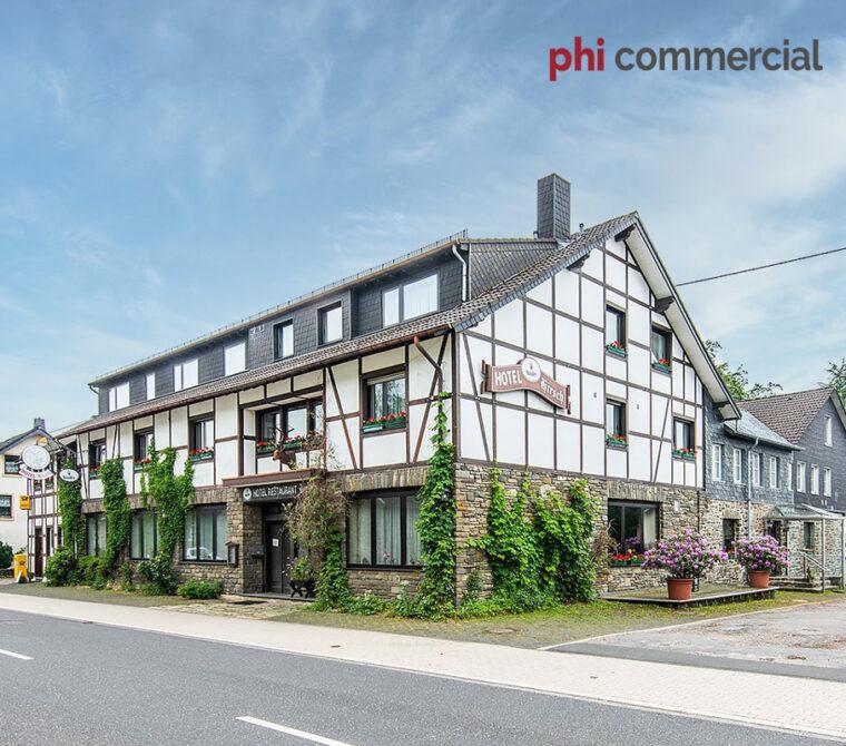 Immobilienmakler Monschau Hotel referenzen mit Immobilienbewertung