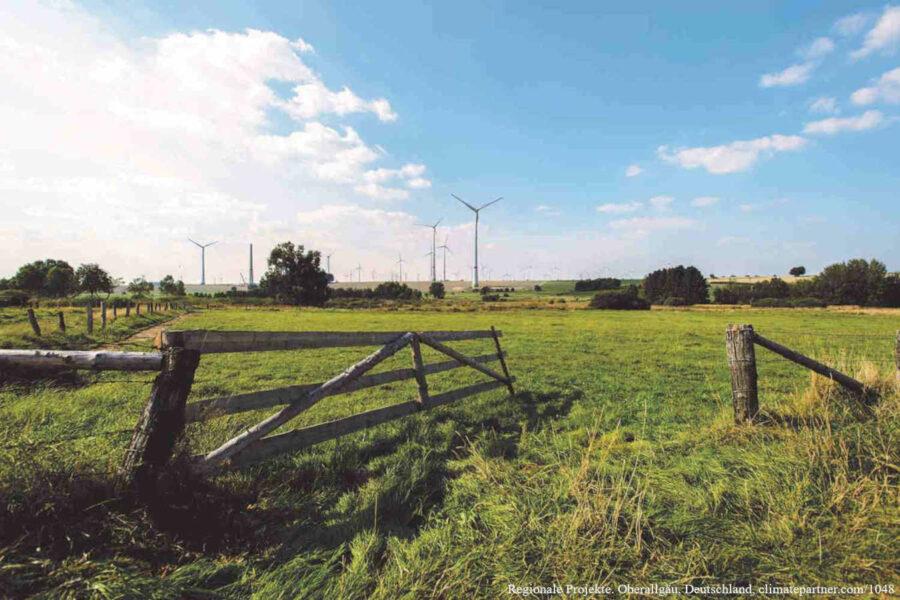Nachhaltigkeitsprojekt Moorlandschaft Lichtenau