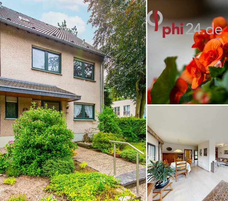 Immobilienmakler Herzogenrath Reihenendhaus kaufen mit Immobilienbewertung